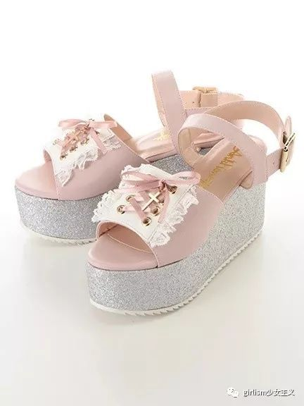 能搭lolita的可爱凉鞋,我们帮你挑好了图片