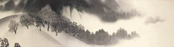 横山大观诞辰150周年:将高蹈雄伟的新思想引入日本画坛
