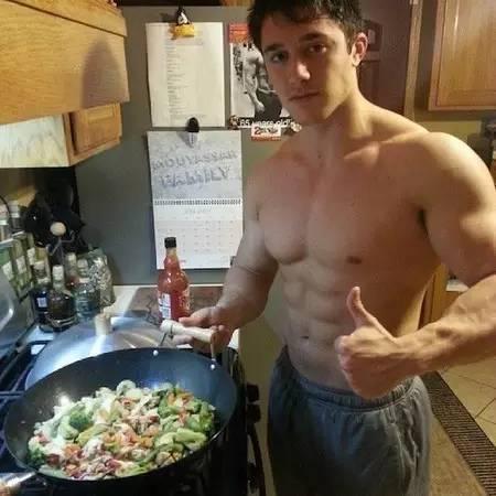 健身饮食计划!