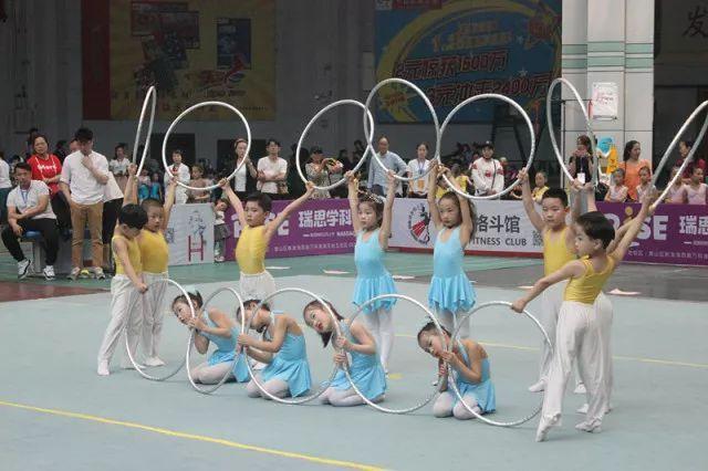 徐州市快乐体操比赛圆满落幕