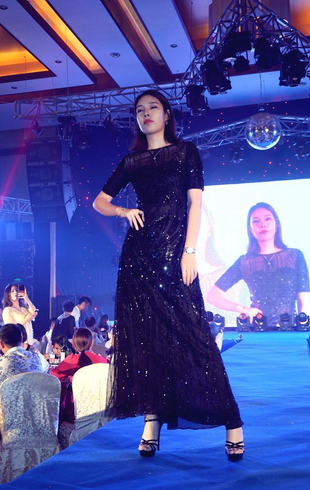 苗莲花第26届新丝路中国模特大赛广西赛区赛事启动仪式