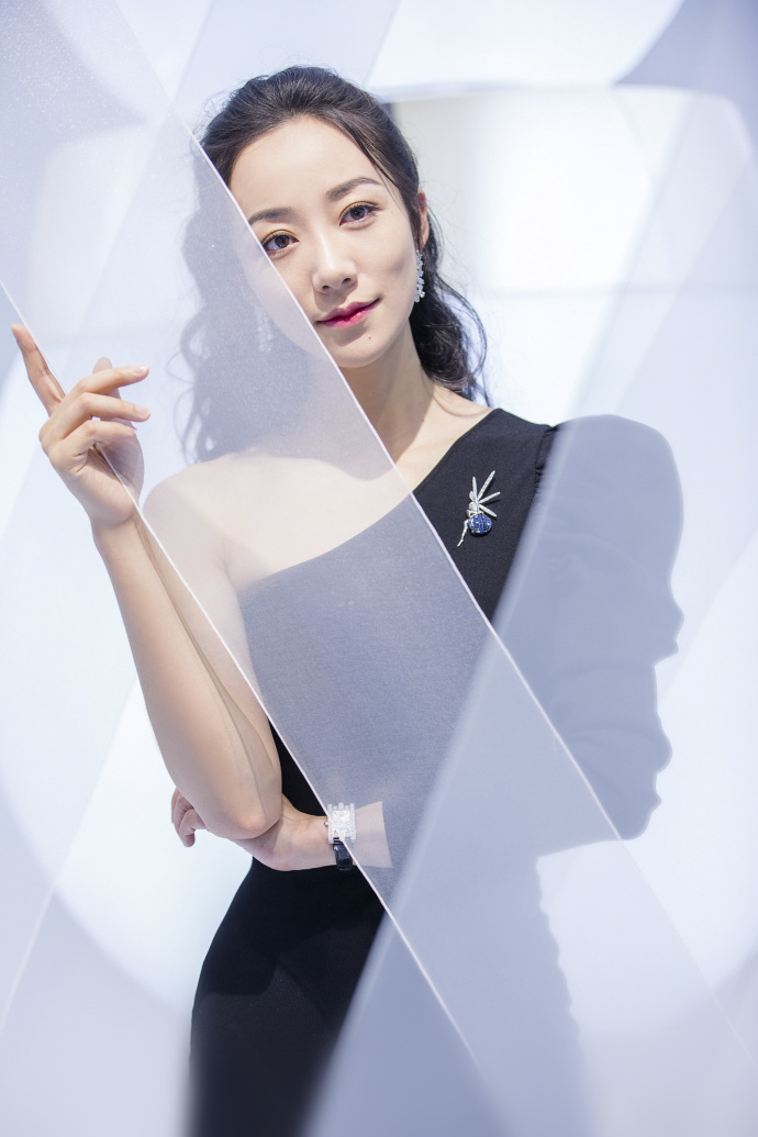 韩雪成为顶级奢华护肤品牌首位品牌大使