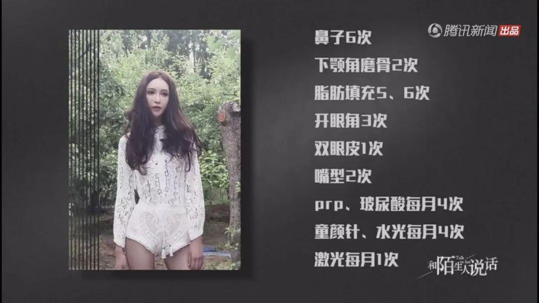 """""""400万整容女""""吴晓辰:整容不会使人生一下变"""