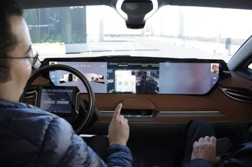 智能电动汽车BYTON,你想知道的答案都在这里