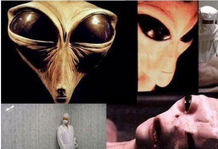 """研究""""ufo""""专家称:美国至少秘密保存有30具""""外星人尸体"""
