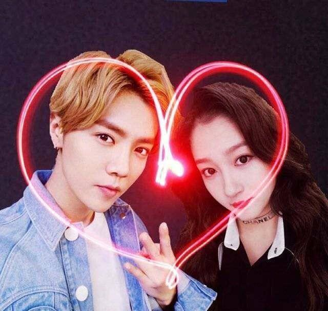 而同在娱乐圈,比鹿晗关晓彤更甜的情侣,就当属唐嫣和罗晋了.