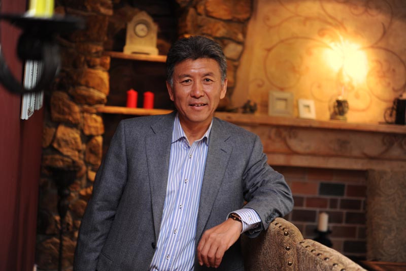 东软刘积仁:创业三十年,梦想和危机感让我越走越远