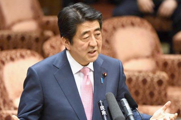 安倍谈美汽车进口限制:对于盟国日本而言不能理解 无法接受