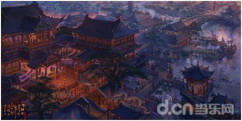 《灵山奇缘》同人小说: 白龙游(上)