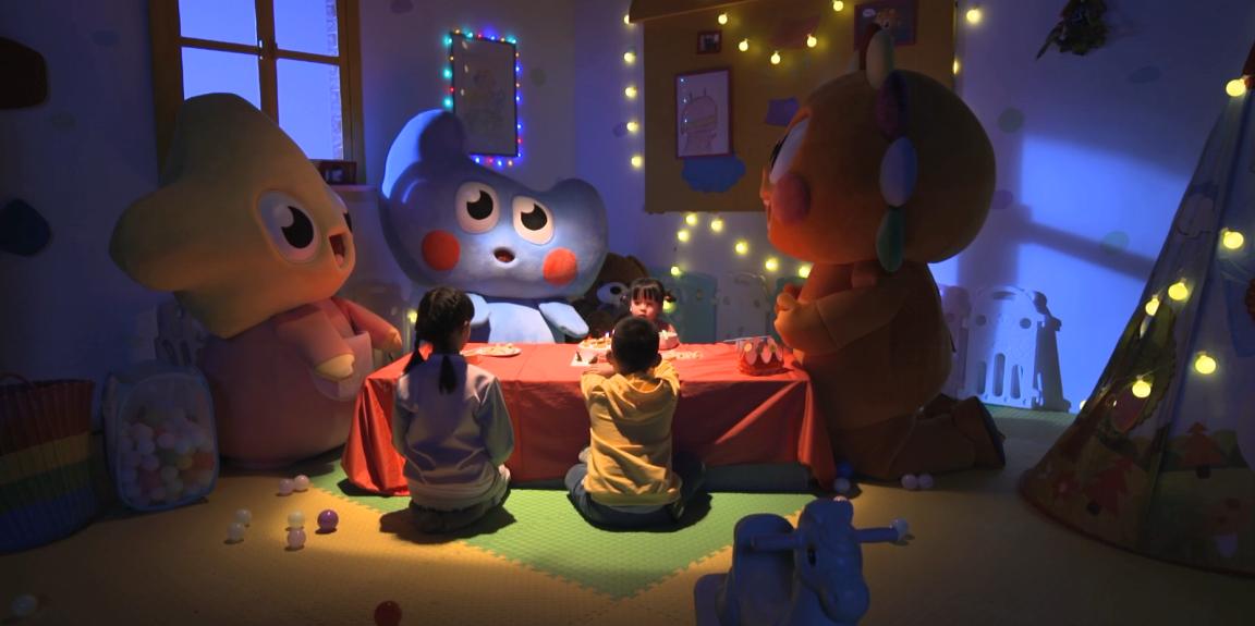 央视《第一动画乐园》六一特别节目全新上线