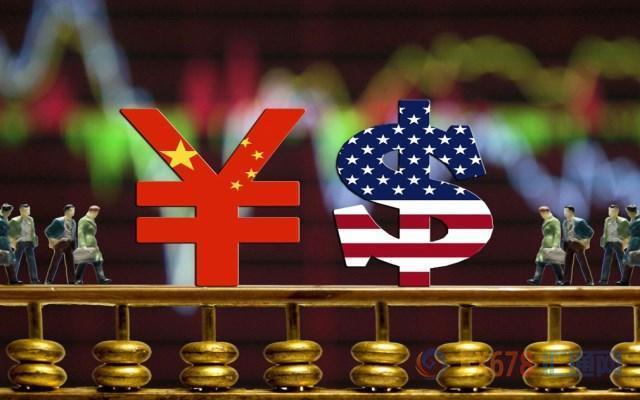 中美经贸对抗之际美元高位回调,黄金多头离开断头台