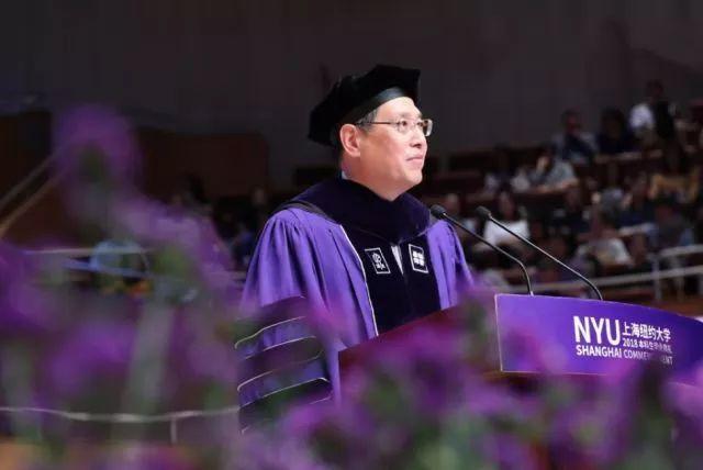 美国大学生毕业演讲_亲历上纽大感人毕业礼!上海这所学校凭什么吸引70个国家的学生
