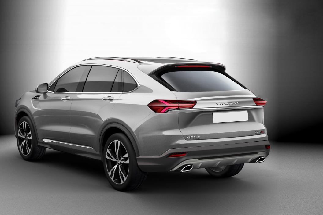 外形设计全面革新 北汽幻速X系全新车型将亮相重庆车展