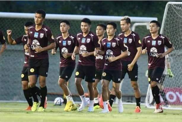 泰国队半数主力来自于中超克星 4战国足仅1败要