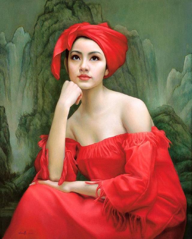 欧美人体艺术写着_中国油画与西方油画艺术审美差距分析,中西人体写实