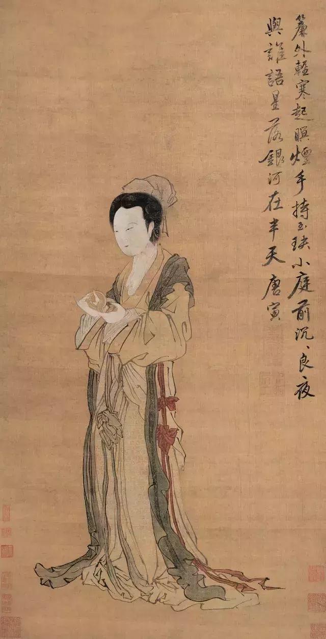 古代renti_原来,中国古人非常忌讳裸体,直接导致中国古代的人体艺术是不发达的