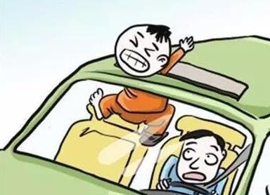 带着孩子自驾出游,正确乘车姿势你get到了没? - 周磊 - 周磊
