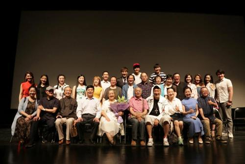 中央戏剧学院出品 音乐剧电影《家》6月15日上映