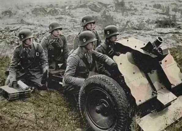 二战德国为什么要打苏联,二战德军有这样的理由,也是迫不得已图片