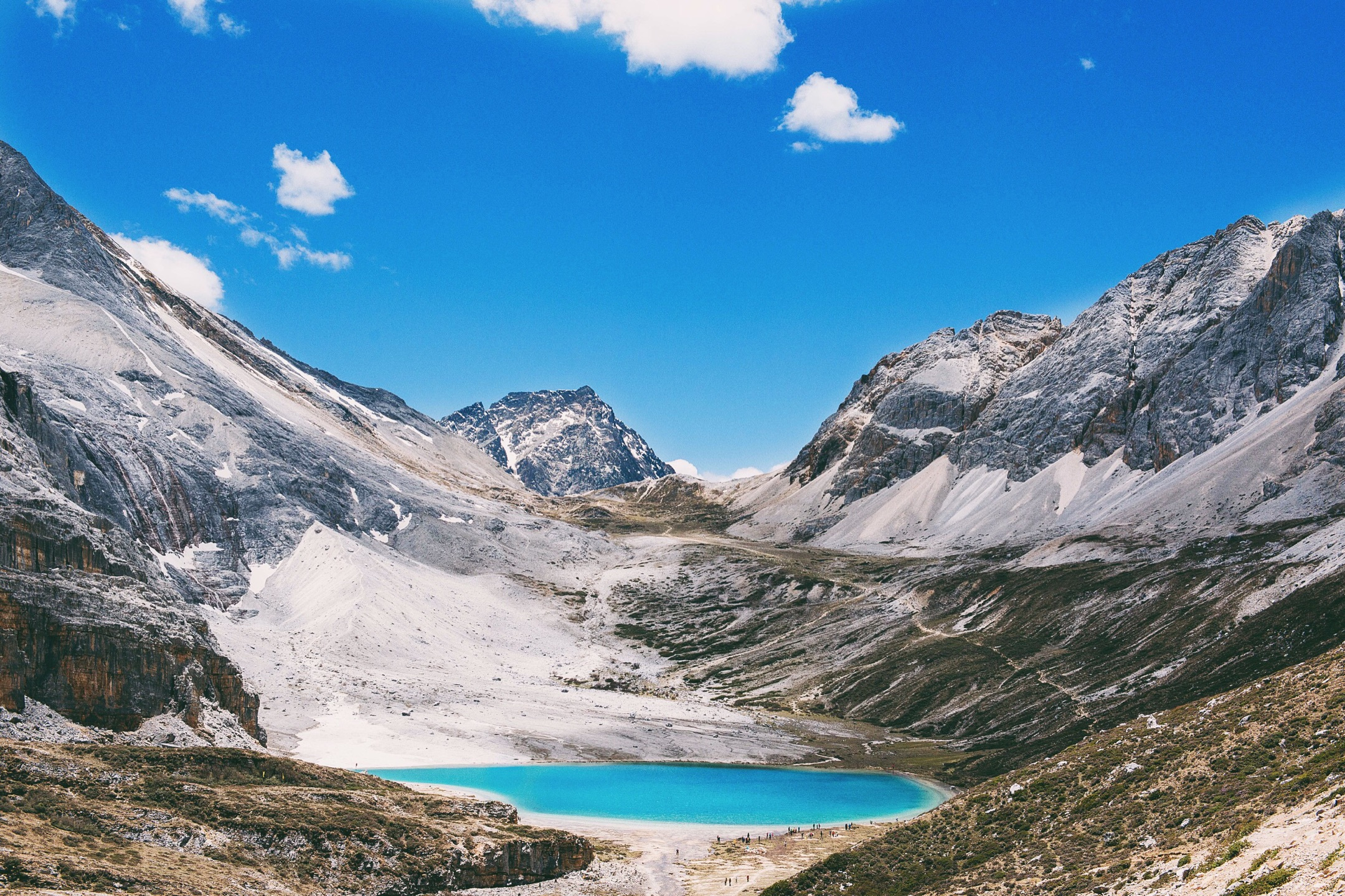 川藏南线,最美的进藏路,南线自然风景相比北线更为秀丽,如: 摄影天堂