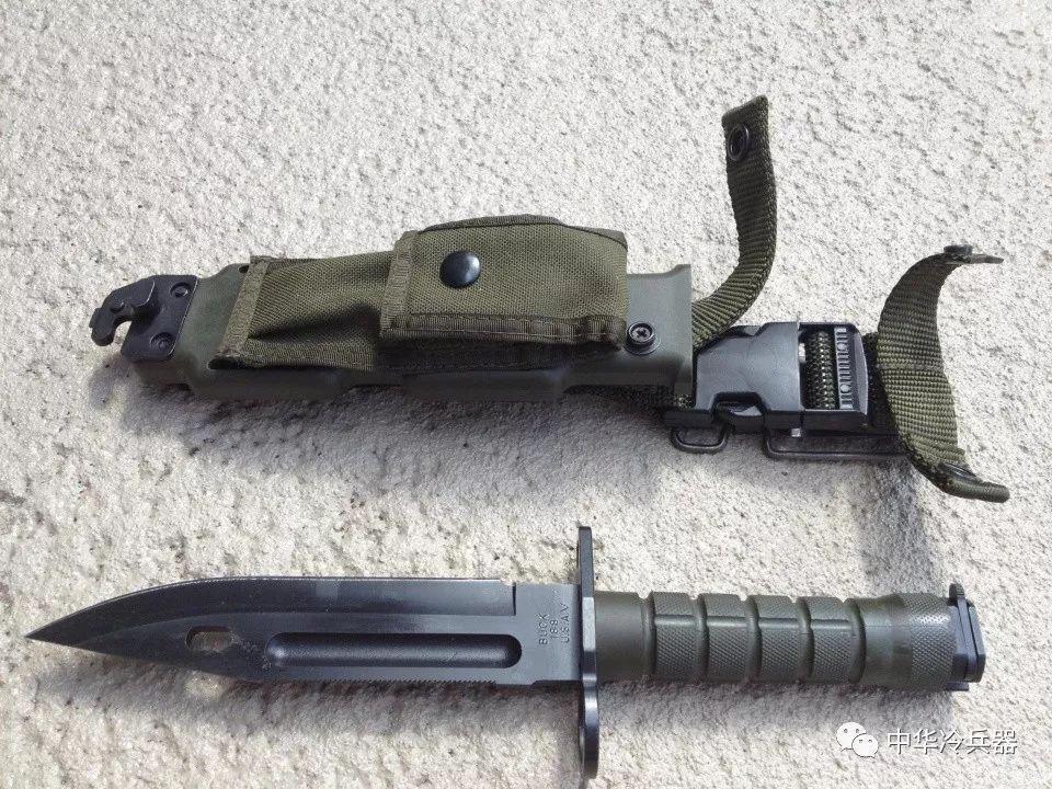 人肉�y���c!LH9k�9�m9�b_世界知名军刀——美军m9多功能军用刺刀