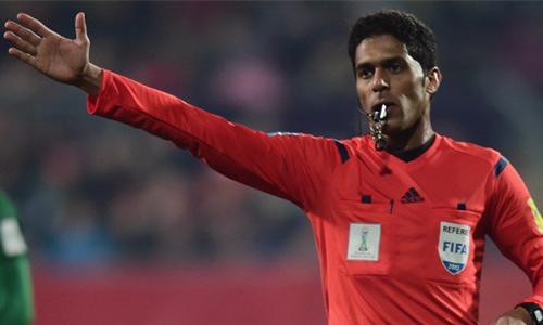 沙特裁判因涉黑哨,被取消世界杯执法资格图片