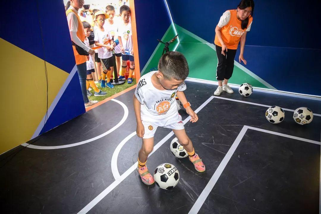 这场儿童专属运动会,你猜会走出几个足球明星