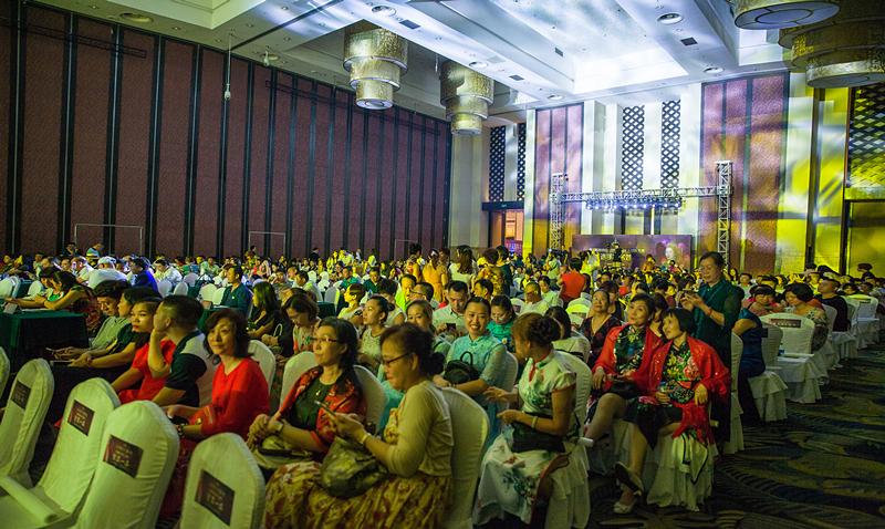 2018中华最美夫人全国总决赛于广州落幕