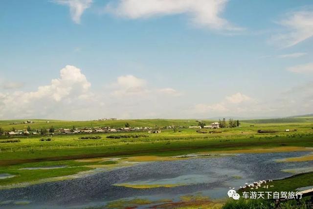 内蒙古此生必驾三条草原公路,这个夏天不要错过,至少得走一条!