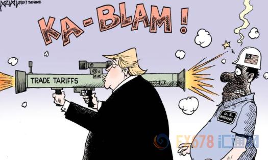 美国盟友罕见联合抗议,特朗普贸易政策触发众怒