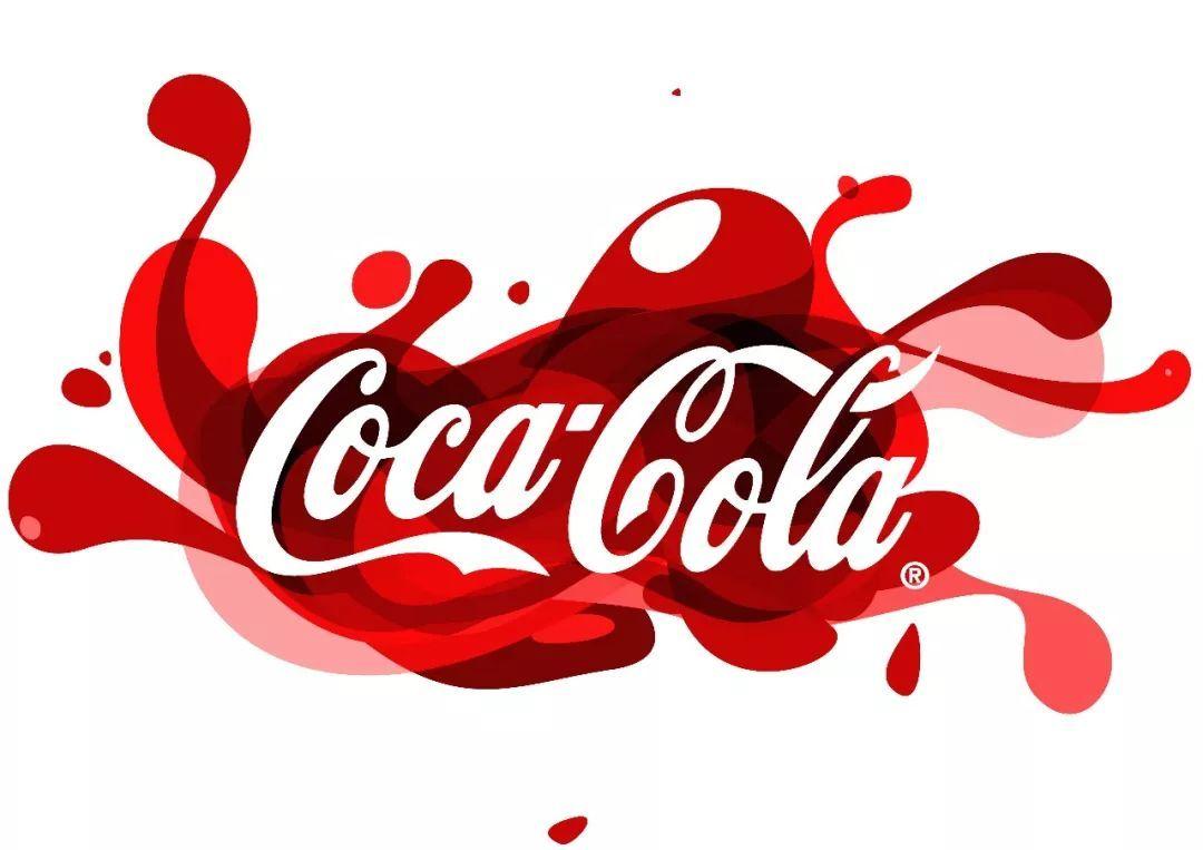可口可乐logo高清壁纸