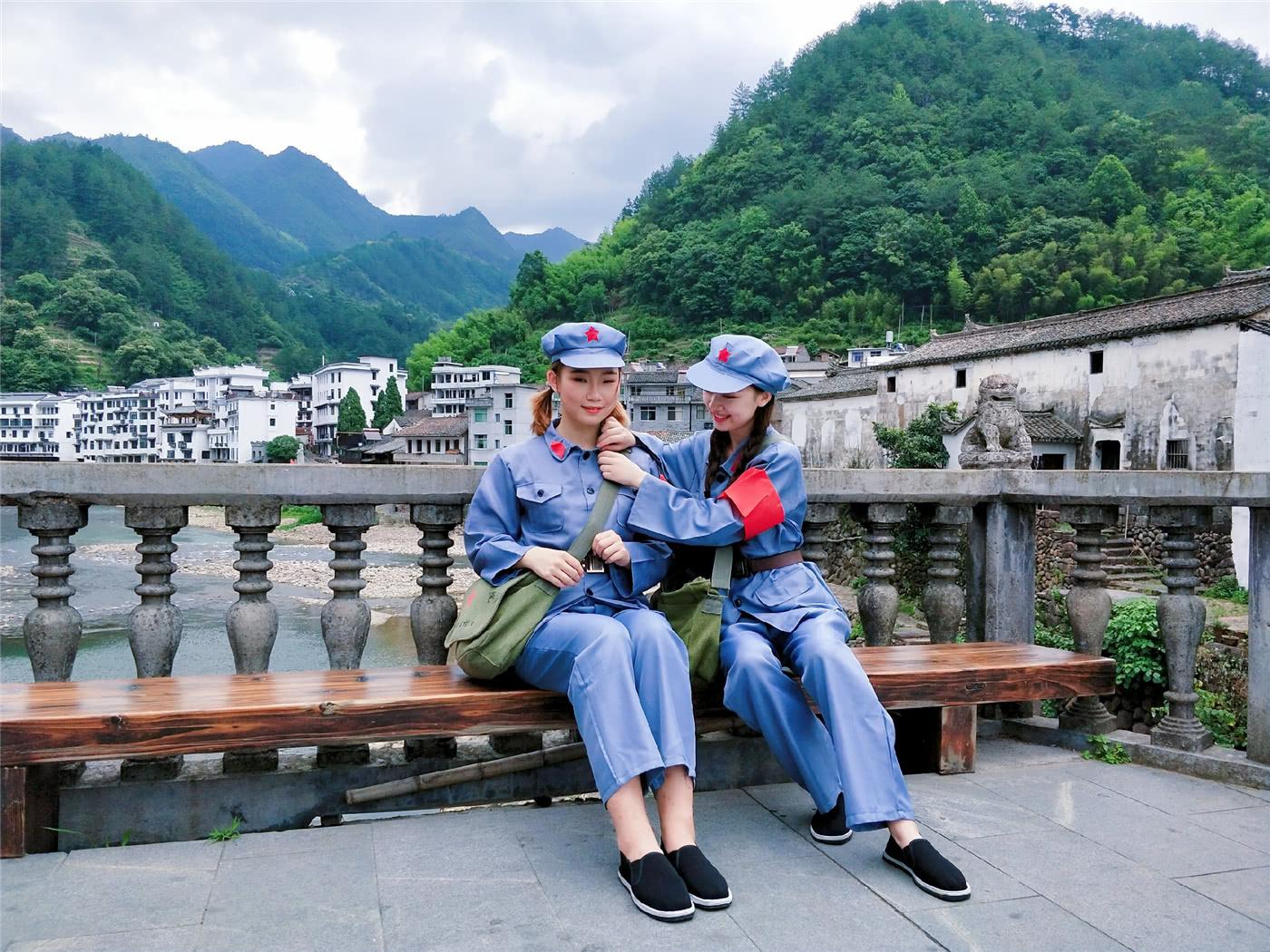 丽水遂昌乌溪江畔王村口,浙西南著名红色旅游古镇