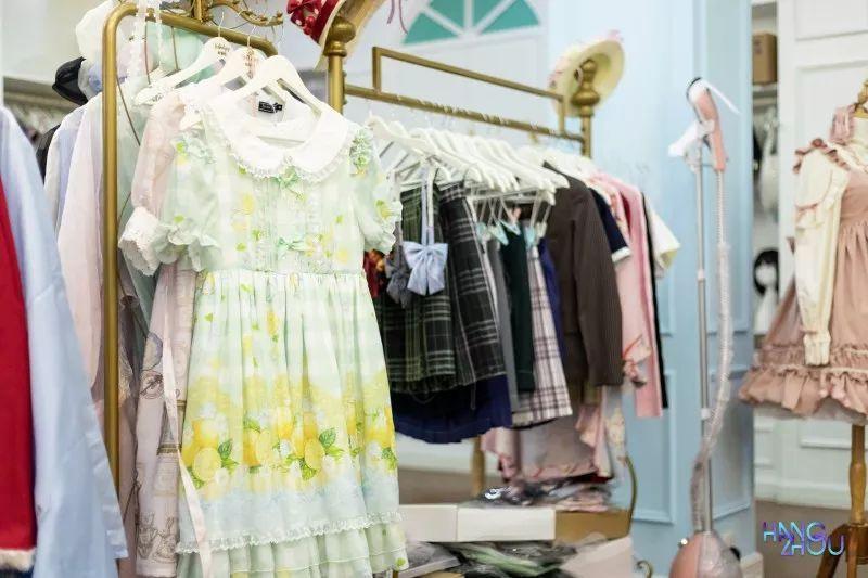 上百件独一无二lolita洋装让你化身甜美小仙女图片