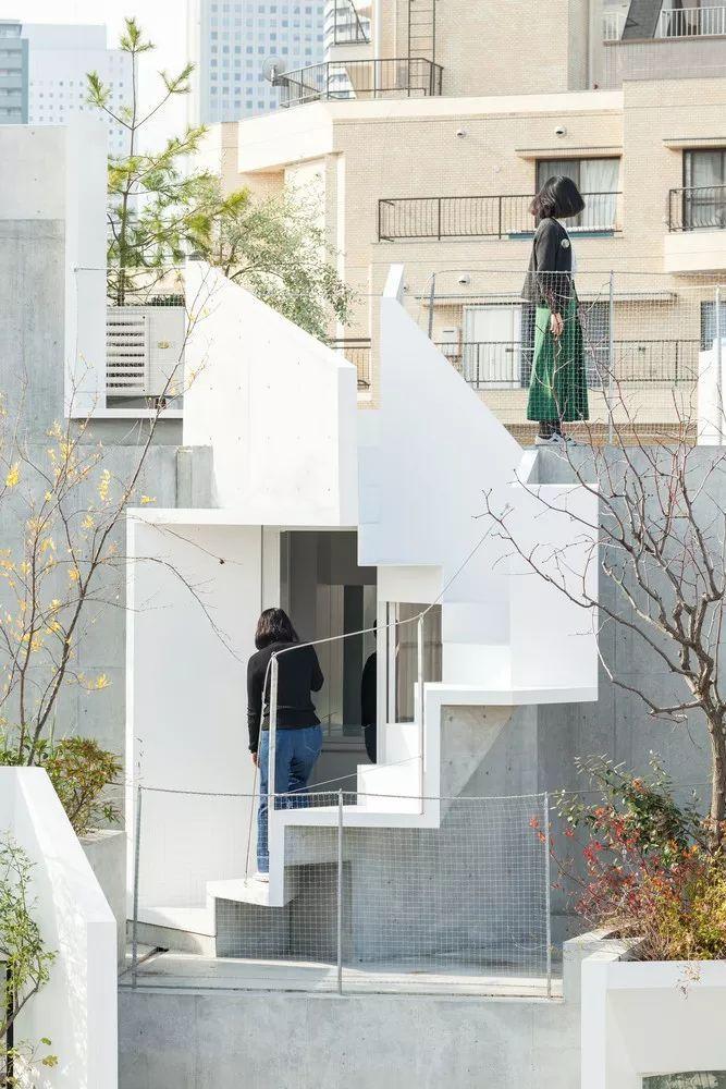 """伊东丰雄徒弟设计的房子用混凝土堆砌了众人惊艳的""""森林之家"""" 行业新闻 丰雄广告第5张"""