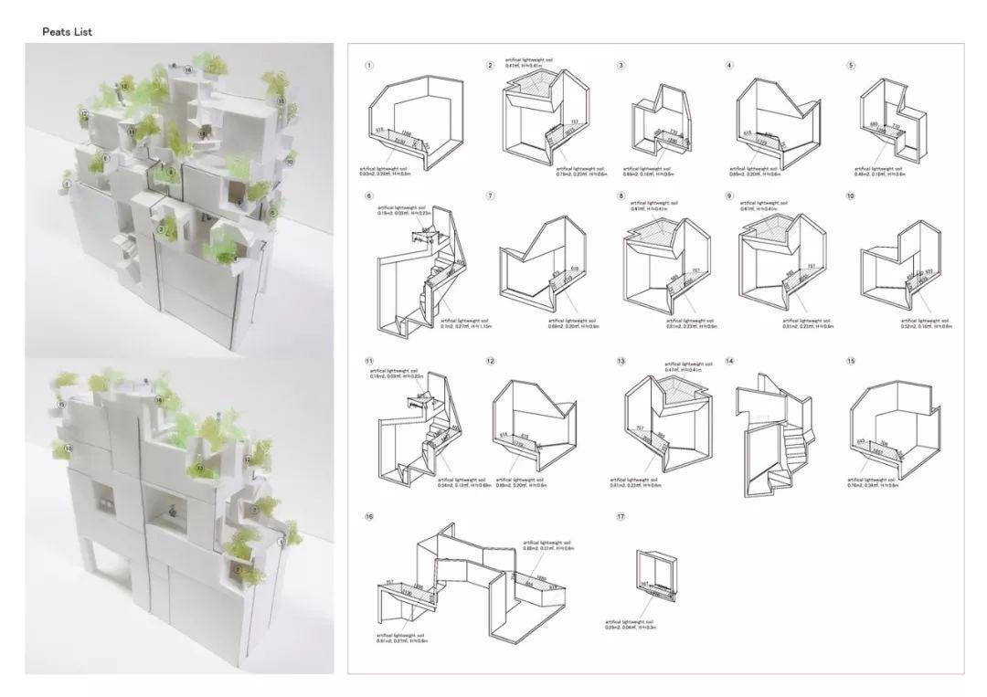 """伊东丰雄徒弟设计的房子用混凝土堆砌了众人惊艳的""""森林之家"""" 行业新闻 丰雄广告第7张"""