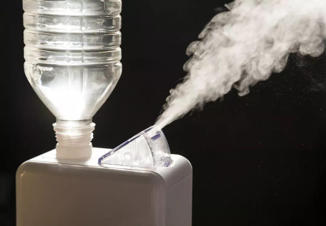 自來水霧化=吸霧霾?加溼器這樣使用才正確→