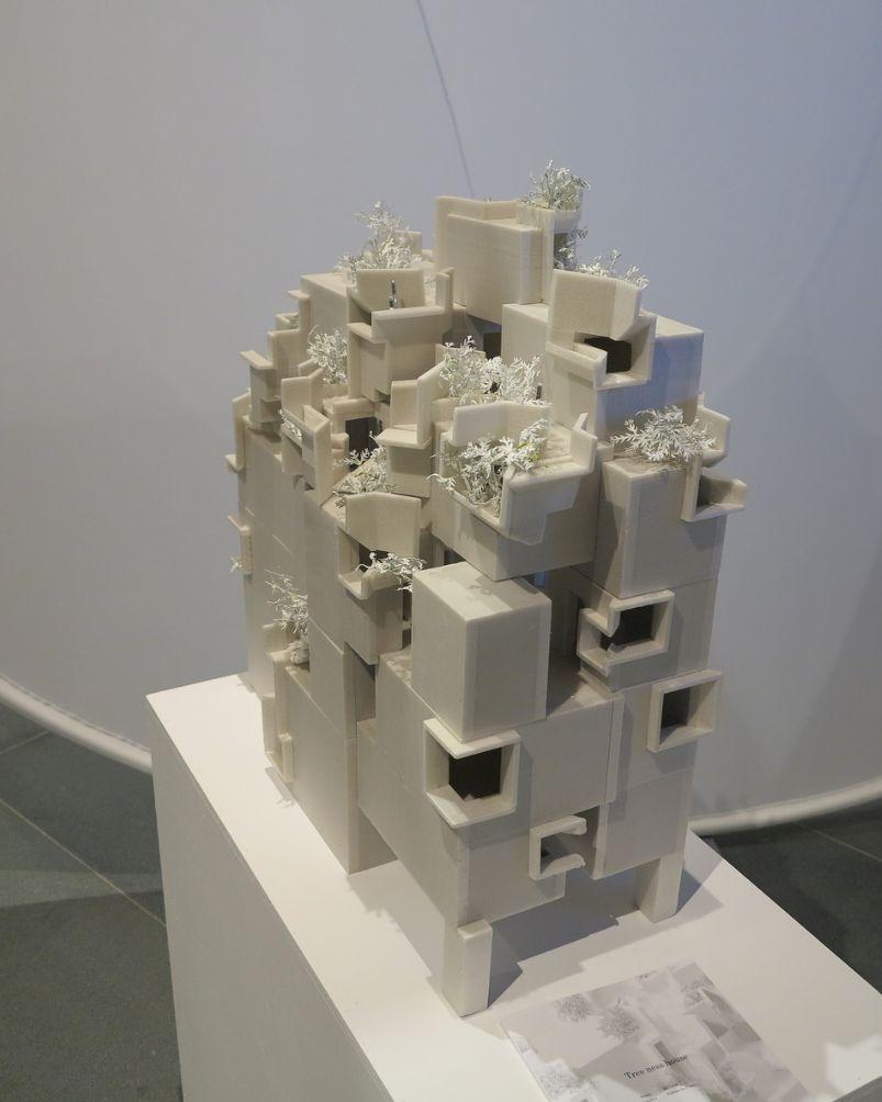 """伊东丰雄徒弟设计的房子用混凝土堆砌了众人惊艳的""""森林之家"""" 行业新闻 丰雄广告第9张"""