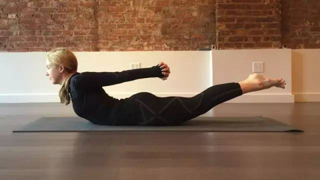 可乐瑜伽 | 盘点瑜伽体式中的动物式图片