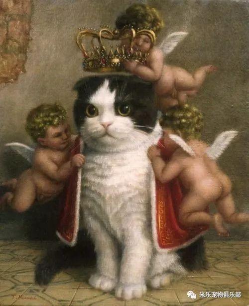 它们还拥有猫神贝斯特女神,最开始驯养猫,其实就是为了献祭给贝斯特