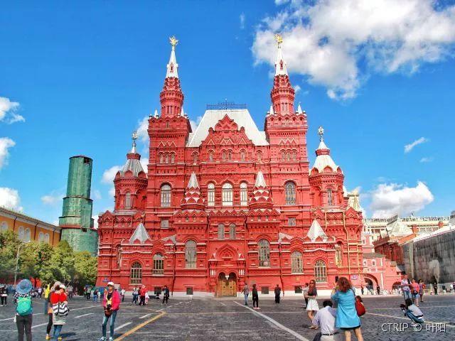 俄罗斯限时免签了!世界杯与夏日节嗨到爆,就等你来!