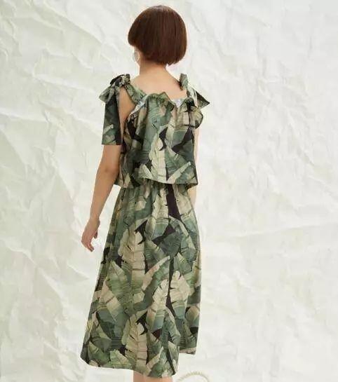 衣服两侧系带方法图解