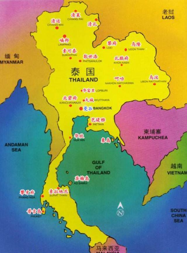 亚洲国家_日韩新以4国之后,谁会成为亚洲第5个发达国家?这个国家最有可能