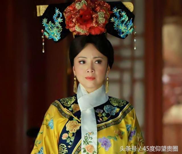 邓萃雯:新《还珠格格》的皇后,做小三被手撕,至今未婚