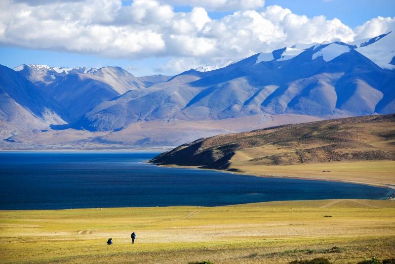玛旁雍措_内地游客去西藏旅游不能践踏圣湖,为何每年有大量印度