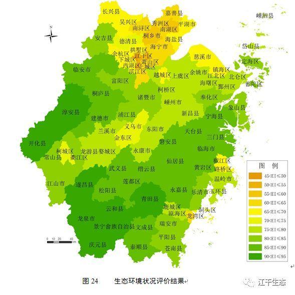 2017年,浙江人生活在怎样的环境中?图片