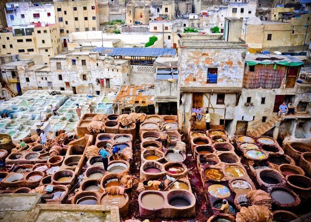 此生一定要去一次摩洛哥!