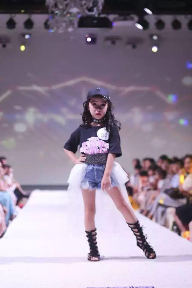 碧桂园2018新丝路中国国际少儿模特大赛|南宁赛区开赛