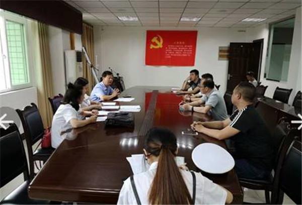 绵阳市卫生计生监督执法支队到三台县开展 督导检查工作