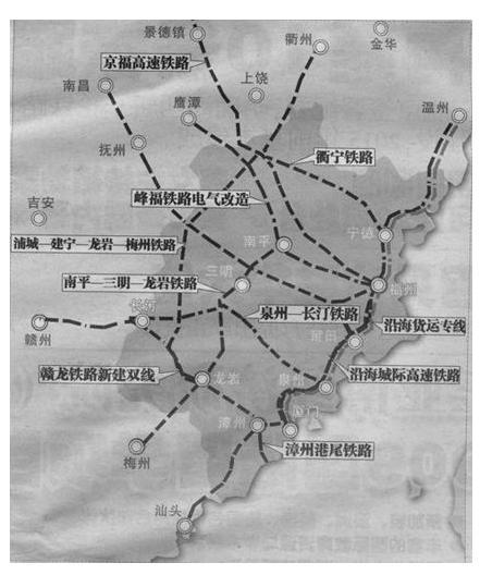 中国最不起眼沿海省份,率先实现市市通高铁,10年后做到县县通高铁图片