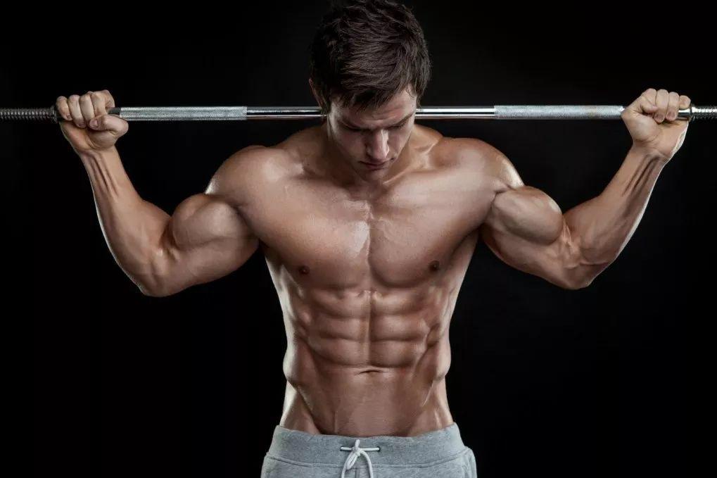 训练计划, 腹肌, 人鱼线
